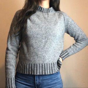 Banana Republic wool long sleeve